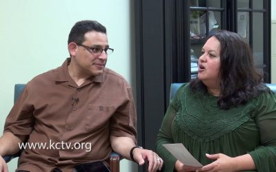 Mark and Melinda appear on the Kingdom Come show on July 9, 2018.
