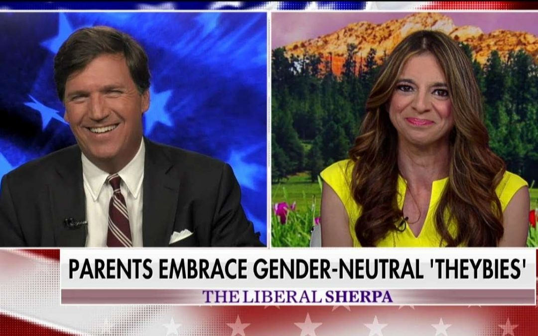 Parents Embrace Gender-Neutral 'Theybies'