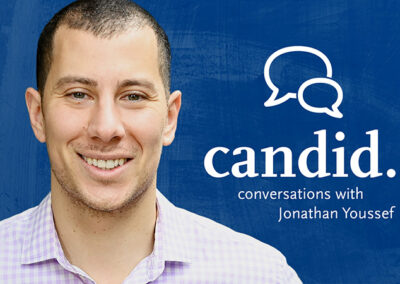 Candid Conversations with Jonathan Yousef – Dee Barnes; Episode 13 Redeemed Sexuality